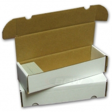 BCW Aufbewahrungskarton für bis zu ca. 660 Sammelkarten