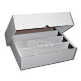 BCW Aufbewahrungskarton für bis zu ca. 3200 Sammelkarten