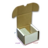 BCW Aufbewahrungskarton für bis zu ca. 200 Sammelkarten