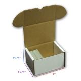 BCW Aufbewahrungskarton für bis zu ca. 330 Sammelkarten