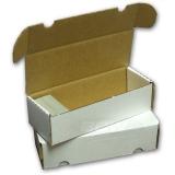 BCW Aufbewahrungskarton für bis zu ca. 550 Sammelkarten