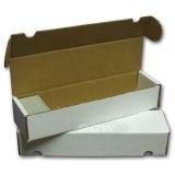 BCW Aufbewahrungskarton für bis zu ca. 800 Sammelkarten